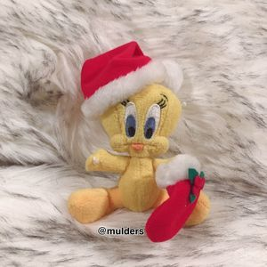Vintage Warner Bros Tweety Plush
